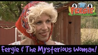 Fergie & the Mysterious Woman! | Little Grey Fergie