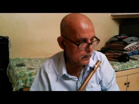 Patil flutist - Lag Ja Gale Ki Phir Ye Hasin Raat  Instrumental...