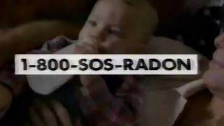 Public Service Announcements: Earth Day 1990 from Minneapolis-St. Paul/Scary radon PSA