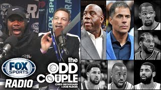 NBA - Has Magic Johnson Ruined the Lakers Chances At Star Free Agents?