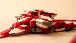Generations Leader JETFIRE LEGO Transformers G1