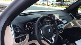 2019 BMW X3 sDrive walk through