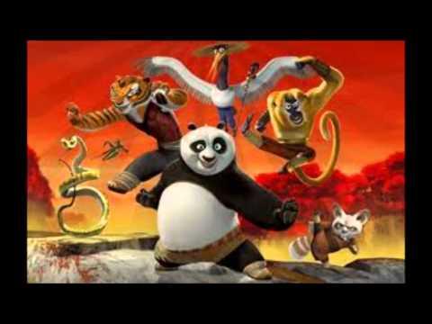 Nickelodeons Kung Fu Panda Legends of Awsomeness Theme Song