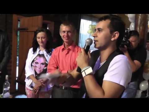 Видео смешное поздравление на свадьбе 4
