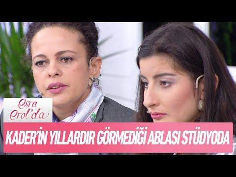 Kader Selin'in yıllardır görmediği ablası stüdyoda! - Esra Erol'da 29 Aralık 2017