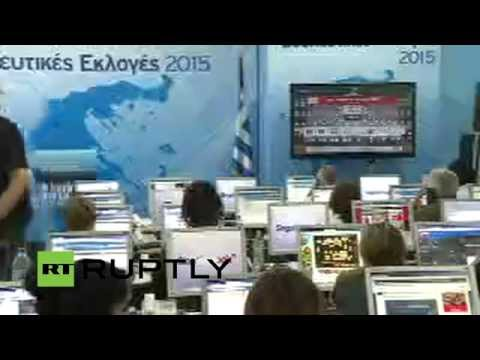 LIVE: Greek snap elections - Results announcement
