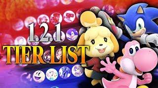 NO NERFS NEEDED - Super Smash Bros. Ultimate Tier List (1.21)