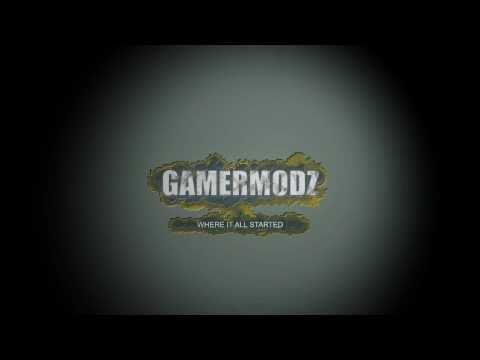 GamerModz - Juggernaut - XBOX 360 modded controller Rapid Fire Jitter Mod
