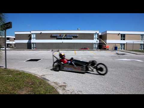 Auto Racing  Rules  Yellow Flag on Electrathon Electric Car Yellow Flag Racing At Tampa Bay Tech