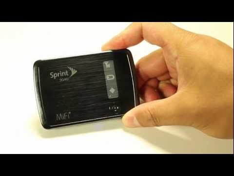 Sprint Mifi 4082 3G/4G Mobile Hotspot Review