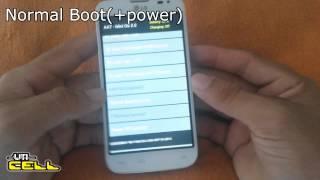 Saindo do modo AAT-Mini OS 3.0 em celulares da LG (Menu secreto) #UTICell