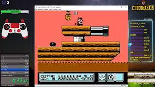 Super Mario Bros. 3: 12:49 (12:48) new PB