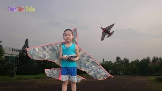 Thả diều không có gió | Tuấn Anh Xeko | Fly a kite
