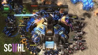 REPAIR THE PLANETARY! - Starcraft 2: Reynor vs. Special
