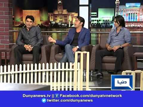 Dunya News   Why Misbah fond of Saeed Ajmal
