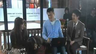 [Dream High DVD] Behind the scenes - Kim Soo Hyun_Suzy_Eun Jung_JYP | ep.16