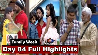 Bigg Boss 12 : Watch Day 84 Full Highlights | BB 12 | Family Week
