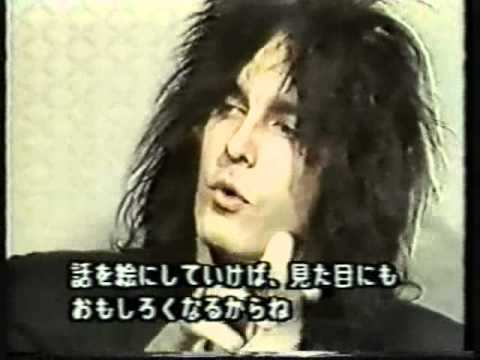 NIkki Sixx, Tommy Lee & Vince Neil Japanese Interview