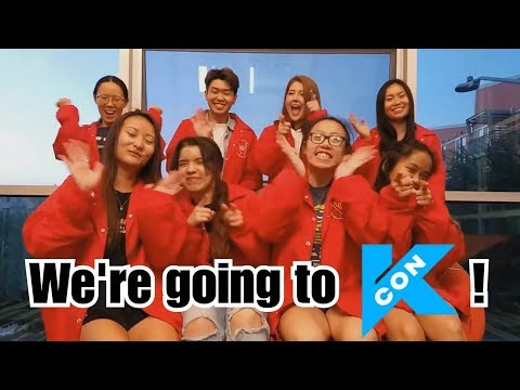 SoNE1 is going to KCON LA with AT&T!!
