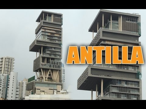 party at mukesh and nita ambani antilla house