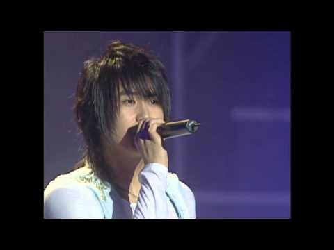 SS501 - My girl @ 1st Concert In Osaka