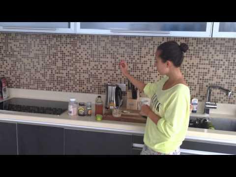 Аюрведическая заправка для салата чтобы избежать вздутия живот и улучшить пищеварение