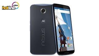 Обзор смартфона Motorola Nexus 6