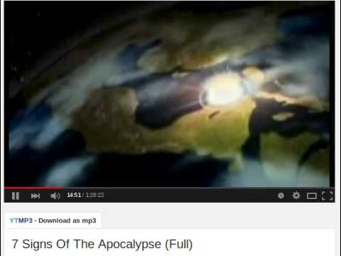Asteroid attack on Earth 100% Possibility - All credit The 7 Signs of the Apocalypse