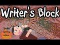 WRITER'S BLOCK   Terrible Writing Advice