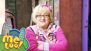 Me Too! - Granny Murray Is the Best   Babysitter   TV Show for Kids
