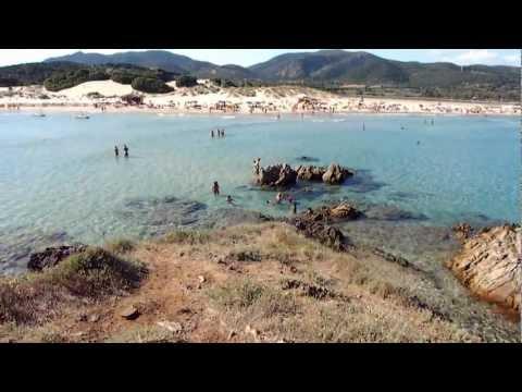 Sardegna, spiaggia Su giudeu – Chia (Ca)