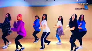 TWICE - What is Love? DANCE PRACTICE MIRRORED