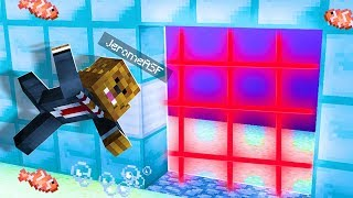 TRY NOT TO DIE IN THIS MINECRAFT UNDERWATER PRISON!