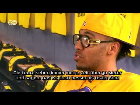 Dortmund-Star Pierre--Emerick Aubameyang | Kick off!