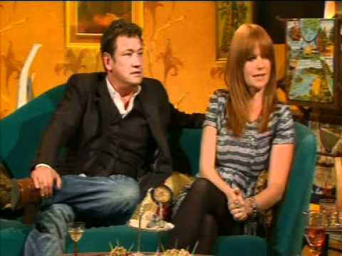 Alan Carr chatty man - Patsy Palmer & Sid Owen (TV Show)