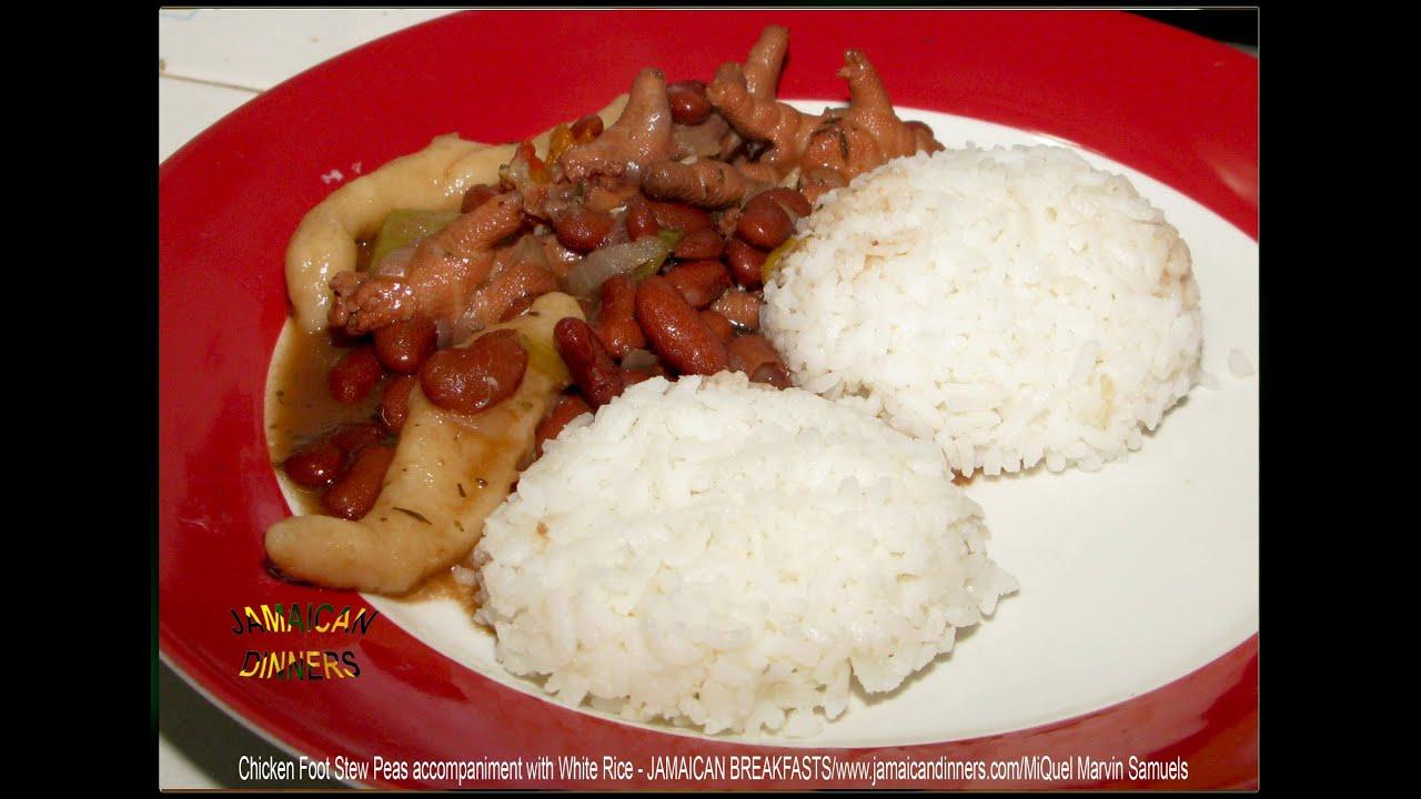 Chicken Soups And Stews Chicken Foot Stew Peas Part 3