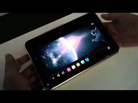 MWC 2016: ZTE Spro Plus, a projektoros tablet