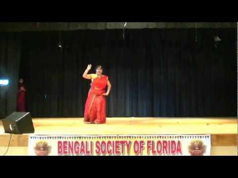 BSF-Durga Puja 2012 100 Years of Bollywood-Madhuri Dikshit Dance...