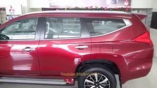 First Look 2016 Mitsubishi Montero All Brand New - part 1