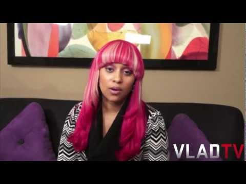 Pinky Describes Potential Movie With Mystikal video