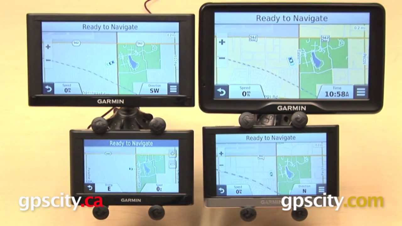 garmin nuvi screen size comparison 4 3 5 6 1 7. Black Bedroom Furniture Sets. Home Design Ideas