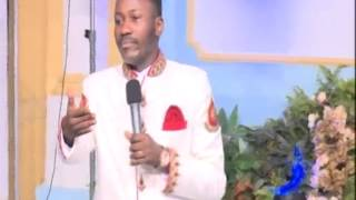 #Apostle Johnson Suleman(Prof) #Unction For Escape #1of3