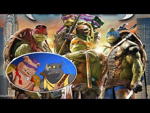 Bebop & Rocksteady Confirmed For Teenage Mutant Ninja Turtles 2