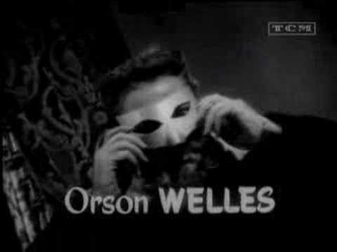 Thumbnail of video Mr. Arkadin (Orson Welles, 1955) Spanish Credits