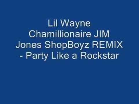 ShopBoyz REMIX - Party Like A Rockstar REMIX