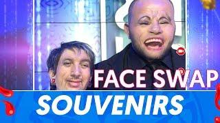 Il y a trois ans dans TPMP... Le Face Swap hilarant d'Isabelle Morini-Bosc et Mokhtar !
