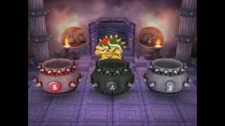 Mario Party 5 minigame: Scaldin