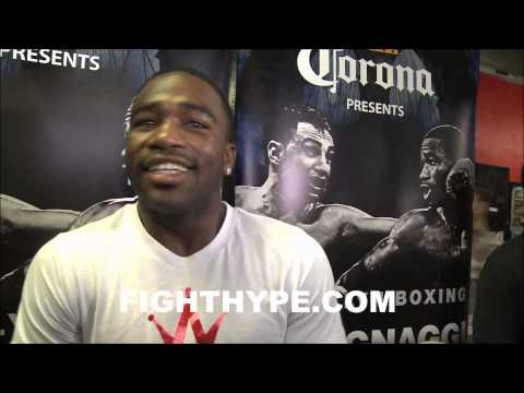 ADRIEN BRONER WORKOUT ALL THE TALKING IS OVER