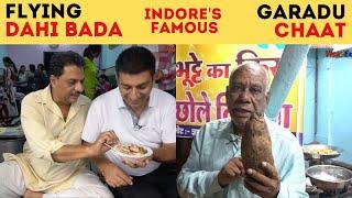 Indore, Madhya Pradesh Street food Episode 2   Sarafa bazar & 56 Dukaan