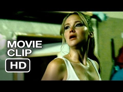 House at the End of the Street Movie CLIP - Garage (2012) Jennifer Lawrence Movie HD